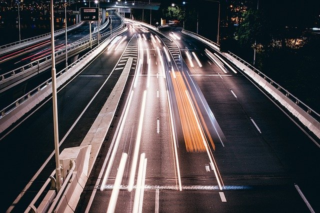 Transportunternehmen Straße